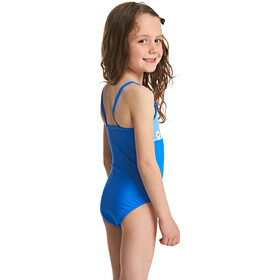 Zoggs Holiday Classicback Swimsuit Flickor blue/multi